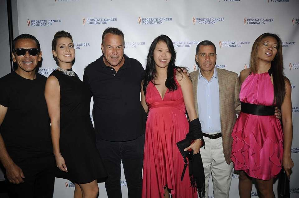 At the East Hampton Studios, guests turn out