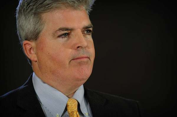 "Suffolk County Executive Steve Bellone delivers his ""State"