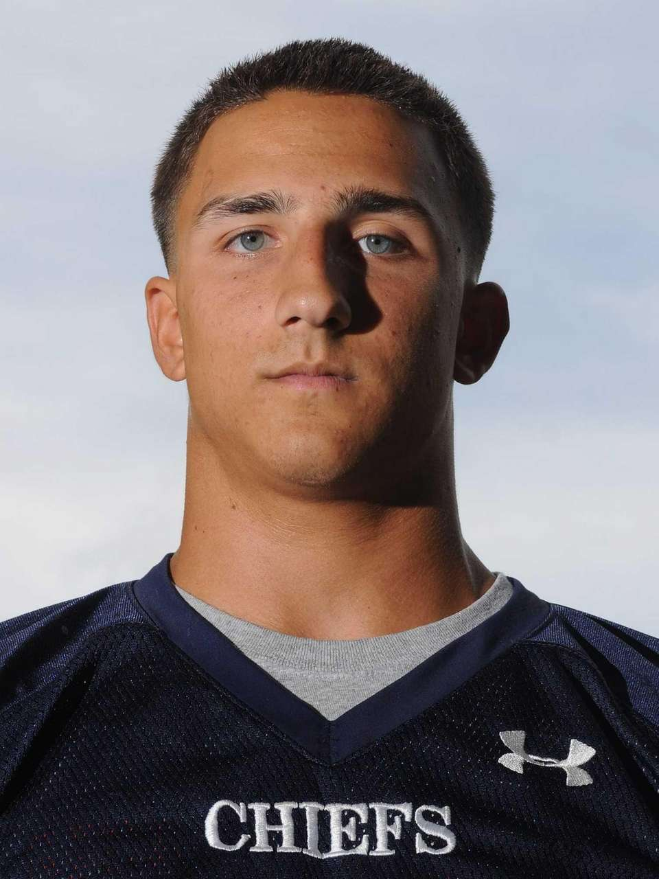 NICK BALZANO Massapequa An All-County linebacker and wide