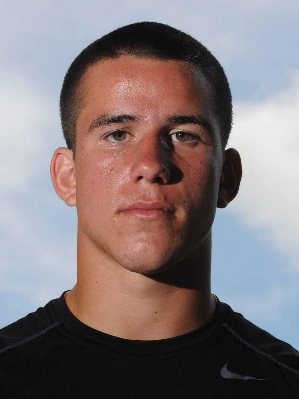 PETER BRASILE Wantagh A menace at linebacker, a