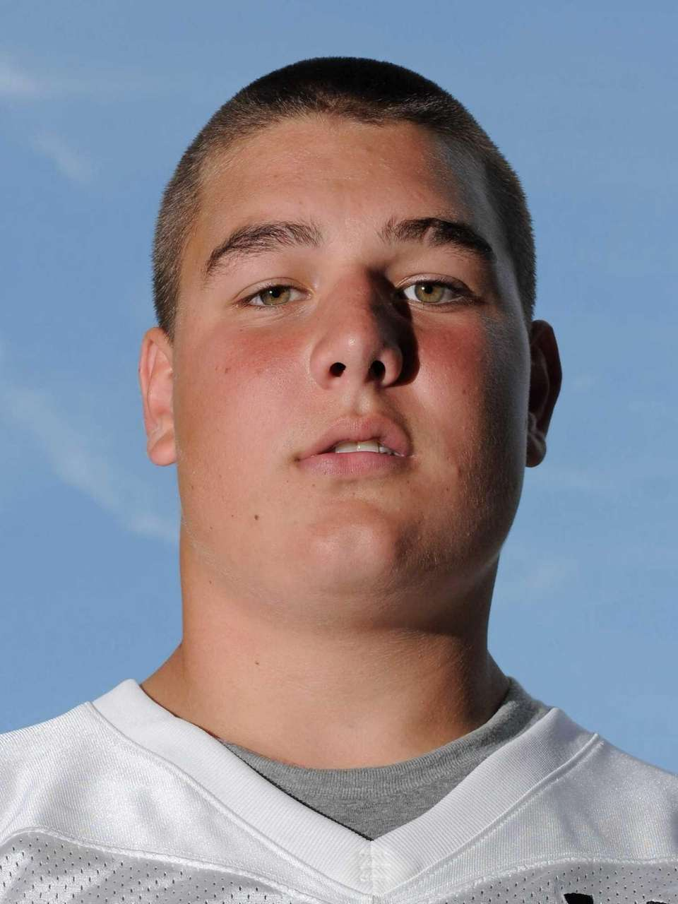 STEVE FLETCHER St. Anthony's At 6-2, 260 pounds,