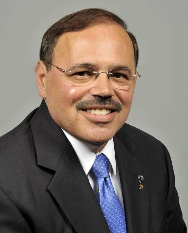 Suffolk Legis. Rick Montano (D-Brentwood) went to court