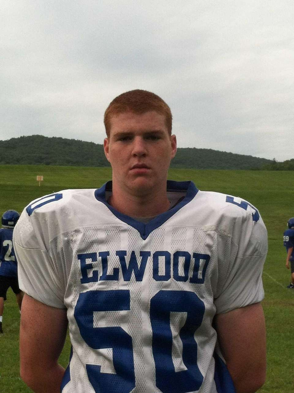 MATT CHOINSKI Glenn One of the top lineman