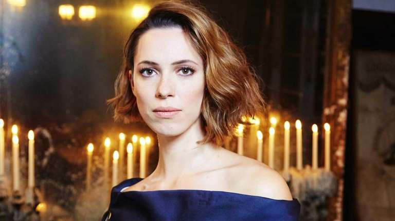 English actress Rebecca Hall, star of the film
