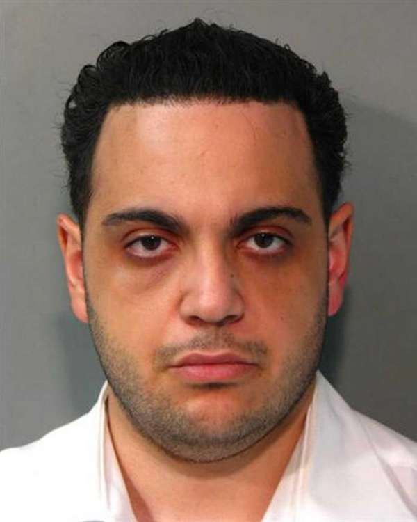 Dr. Edmond Hakimi, 32, of Wellington Road in