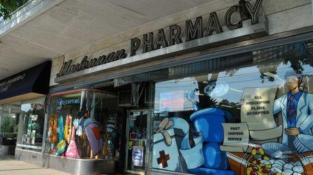 The Maclennan Pharmacy in Manhasset. (Aug. 27, 2013)