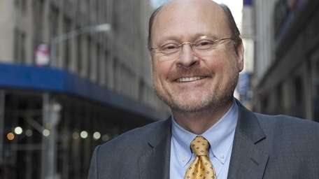 Joe Lhota, candidate for New York City mayor.