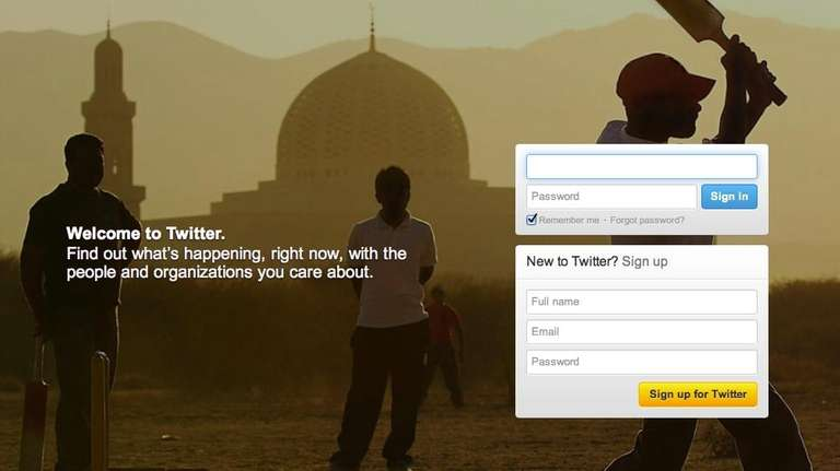 Twitter Syrian Electronic Army hack deflected by registry lock | Newsday
