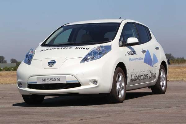 Nissan said Aug. 27, 2013 it will be