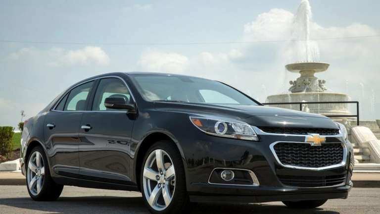 2014 Chevrolet Malibuu0027s MPG Boost Will Top Toyota Camry Efficientcy