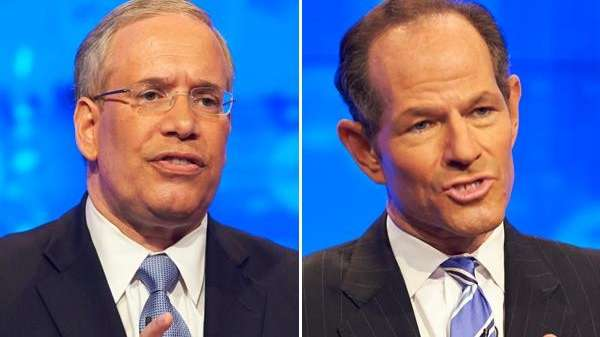 Scott Stringer and Eliot Spitzer are in a