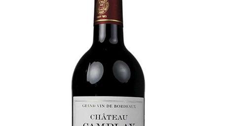 Chateau Camplay Bordeaux Superieur.