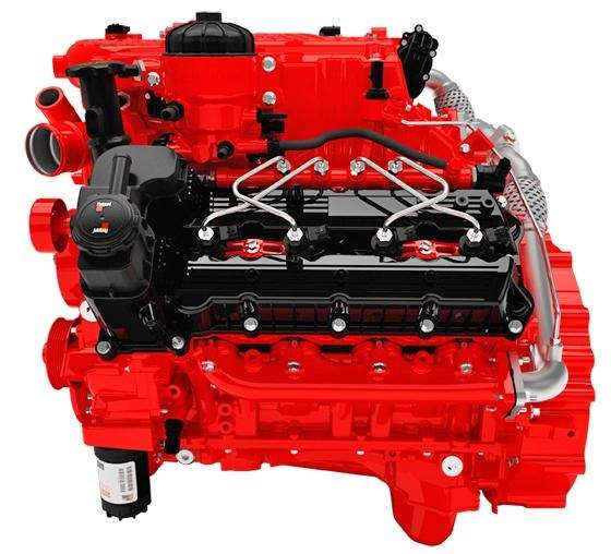 Cummins will build a turbo-diesel 5.0-liter V-8 engine