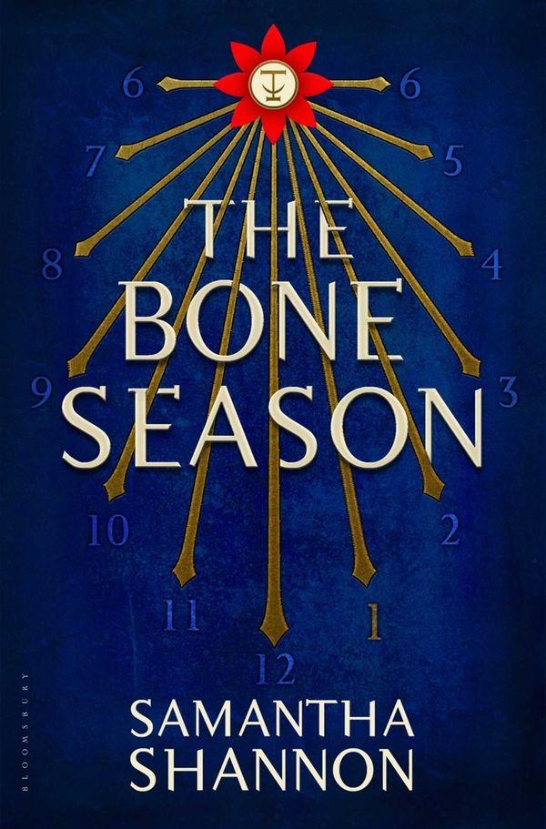 """The Bone Season"" by Samantha Shannon."