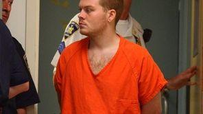 Maxwell Sherman, arrested in the homicide of Lauren