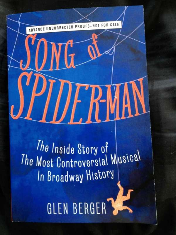 """""""Song of Spider-Man"""" The Inside Story of The"""