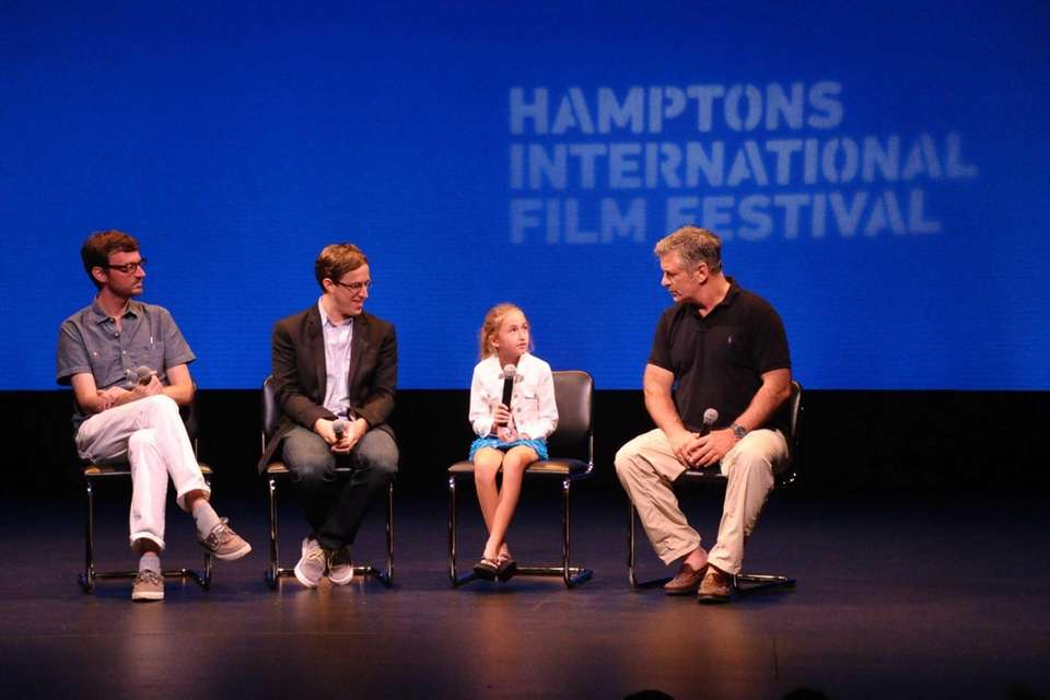 At the Hamptons International Film Festival's SummerDocs series,