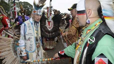 Dozens of tribes from across the nation were
