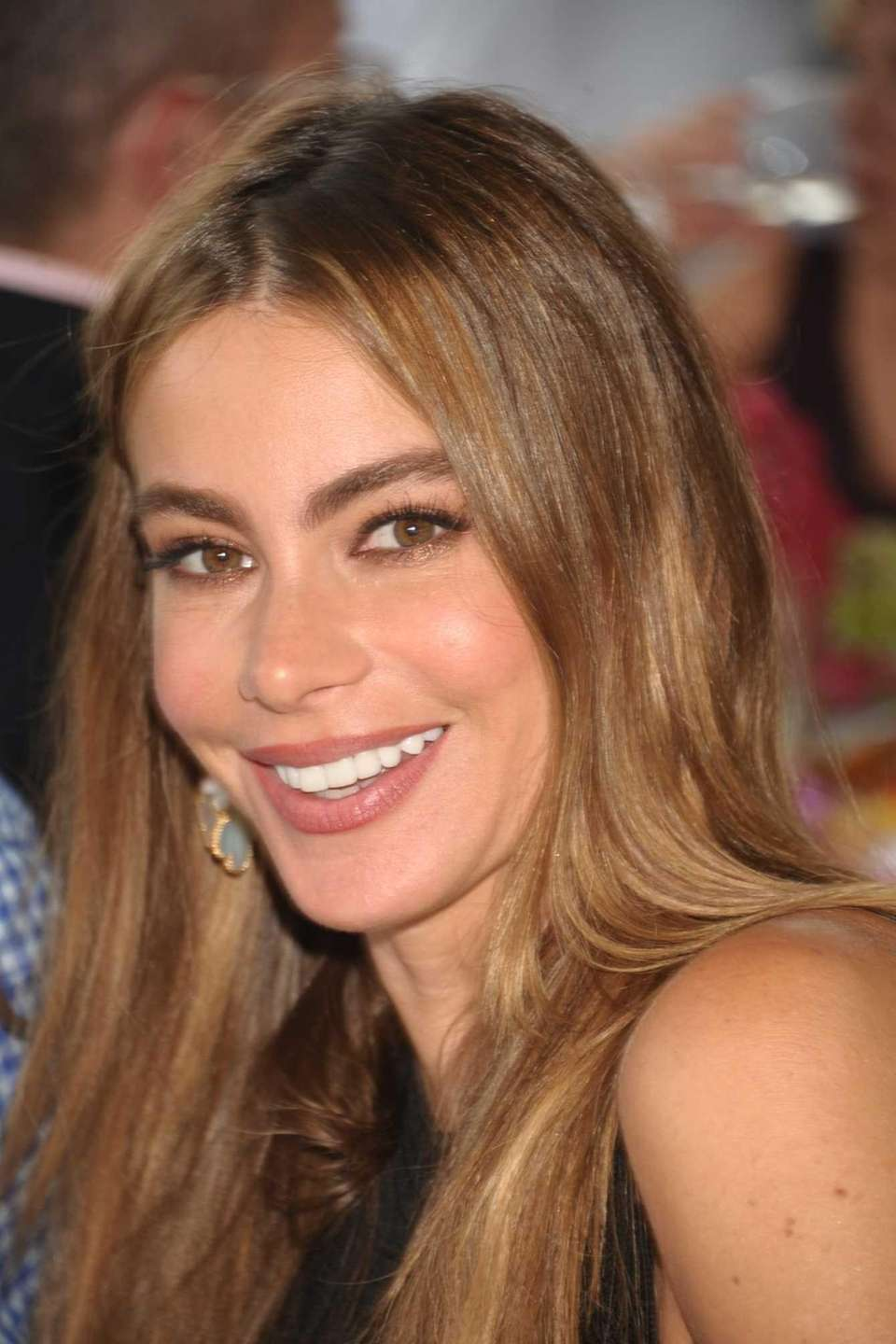 Actress Sofia Vergara at the 38th Annual Hampton