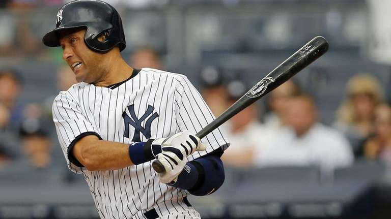 Derek jeter moves into ninth on all time hits list newsday for Gardner white credit card login