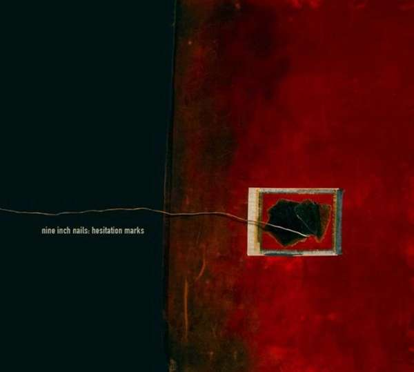 Cover art of Nine Inch Nails' new CD