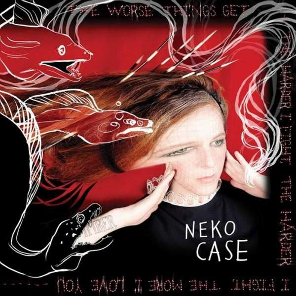 "Cover art of Neko Case's new CD ""The"