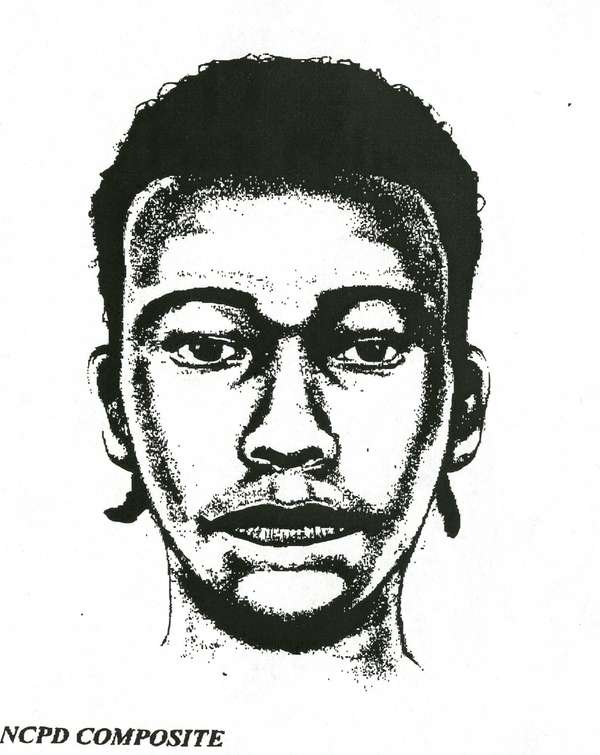 A 25-35 year-old African American, approximately 5-foot-7 to