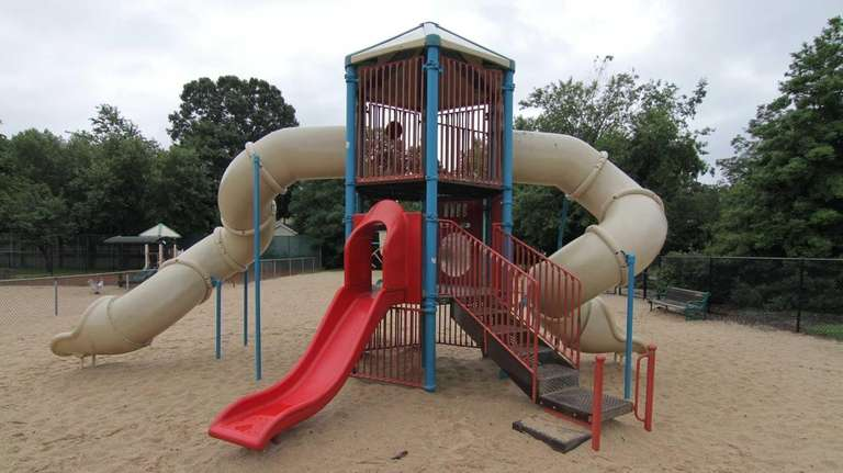 Older playground equipment will be replaced at Clifton