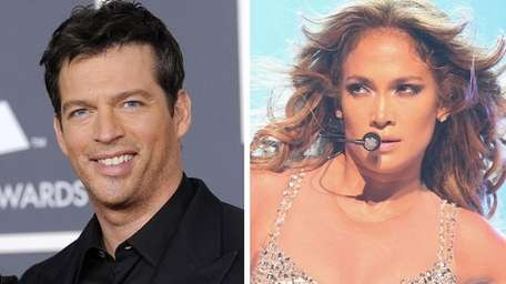 Harry Connick Jr. and Jennifer Lopez will host