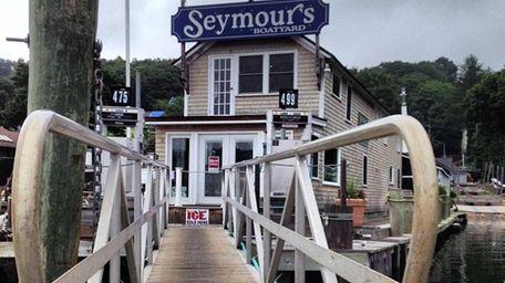 Seymour's Boatyard has been providing boat maintenance service