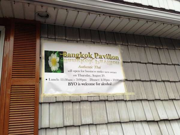 Bangkok Pavilion moves into the former Kings Park
