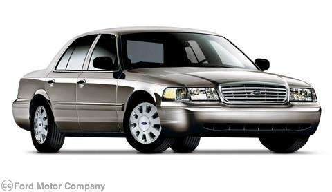 The 2006 Ford Crown Victoria was part of