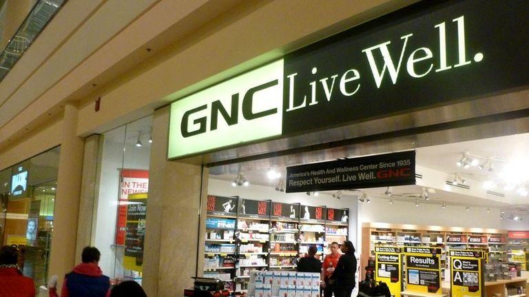 GNC in Garden City. (Jan. 24, 2013)