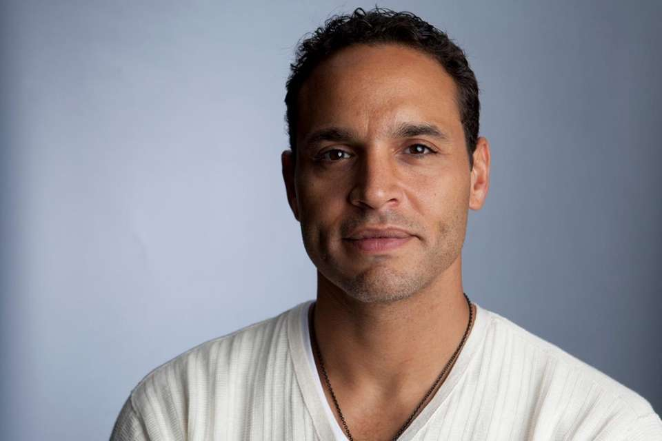 Daniel Sunjata played Macduff in the revival of
