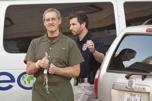 Ex-tycoon R. Allen Stanford is serving a 110-year