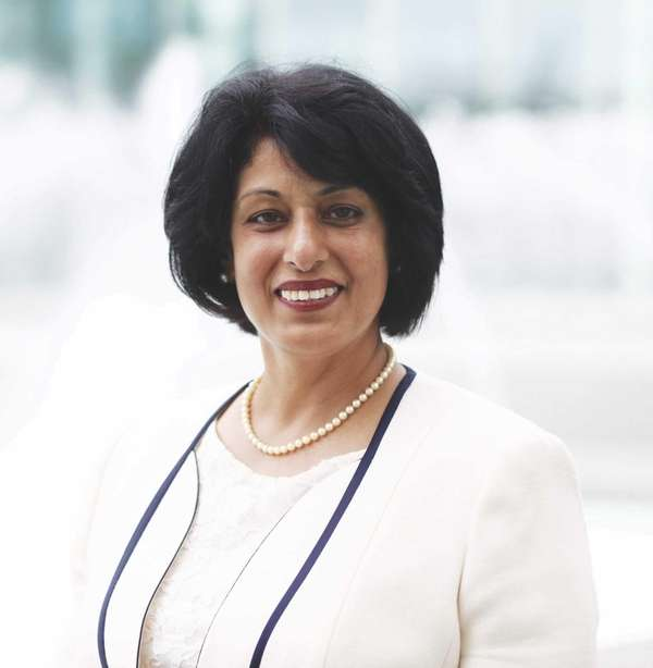 Nasrin Ahmad, a Republican, is the Hempstead Town