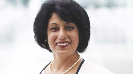 Nasrin Ahmad, a Republican, is the Hempstead Town
