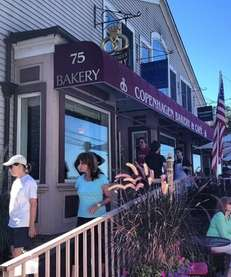 Copenhagen Bakery & Cafe in Northport