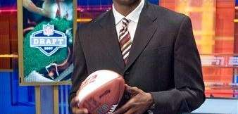 Keyshawn Johnson, retired NFL wide receiver.