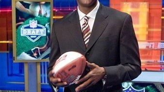 Keyshawn Johnson, retired NFL wide receiver.