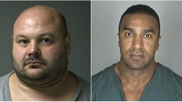 Suffolk prosecutors charged Michael Meurer, 39, of Miller