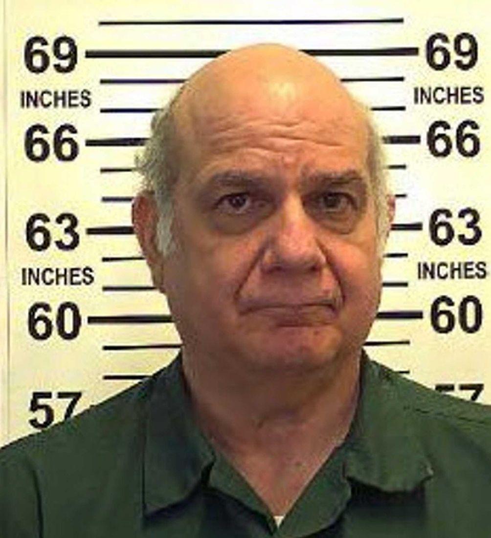 John Esposito, the man who held Katie Beers