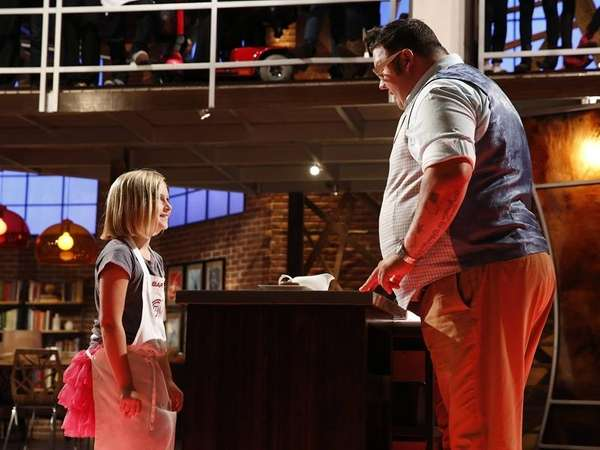 """MasterChef Junior"" airs Friday, Sept. 27, 2013, on"
