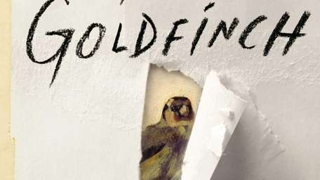 THE GOLDFINCH, by Donna Tartt. In the fall