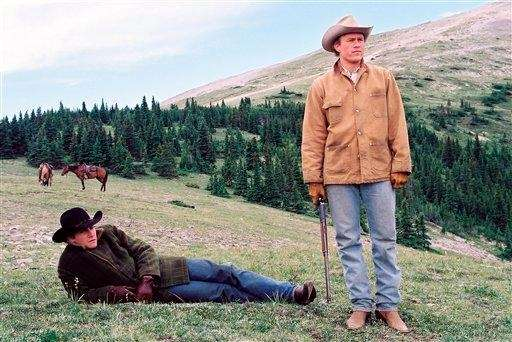 """Brokeback Mountain"": Equal parts tender and tragic, this"