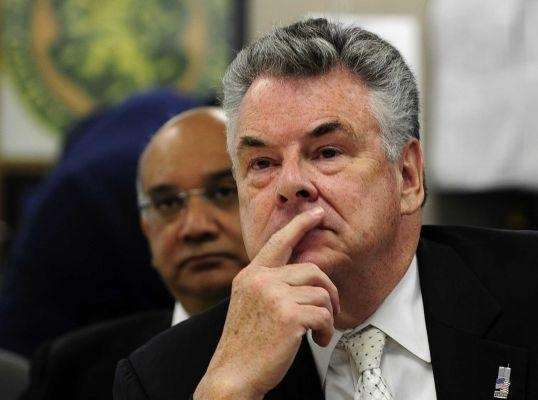 Rep. Peter King (R-Seaford) said he, along with