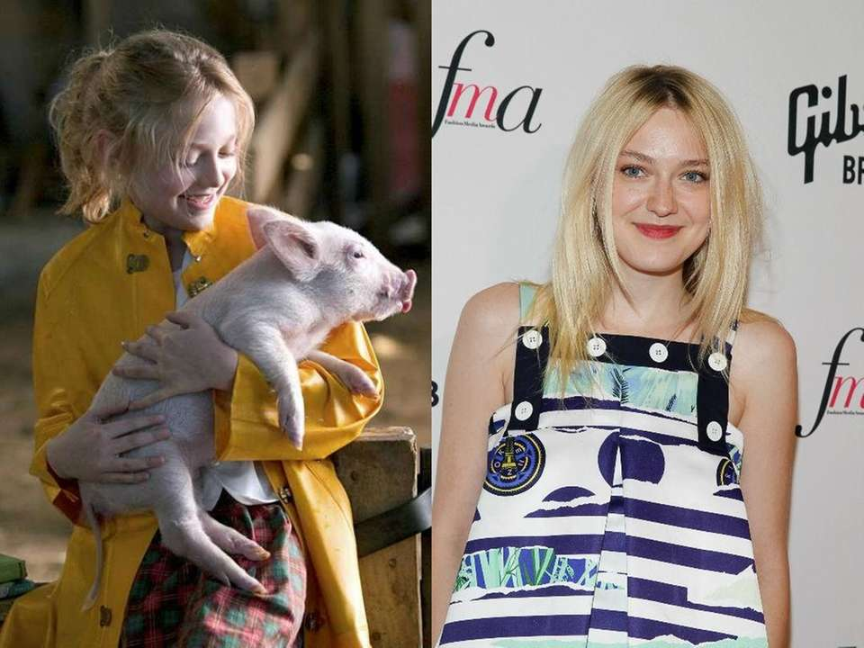 Dakota Fanning plays Fern in Paramount Pictures'