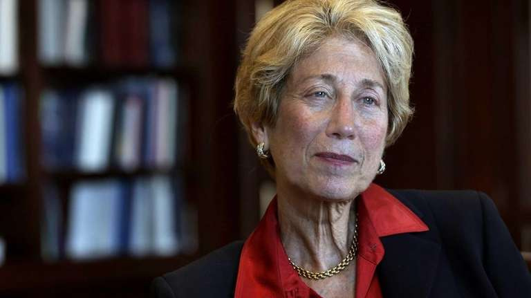 A federal appeals court removed Judge Shira Scheindlin,