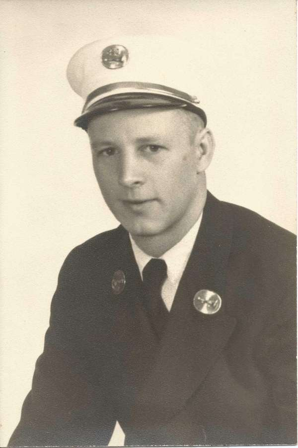 Elmer F. Chapman, a retired New York City