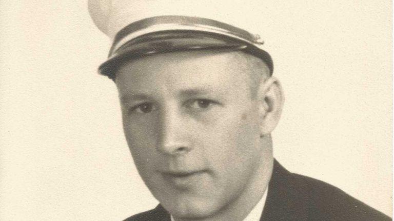 Elmer F. Chapman, a retired New York City